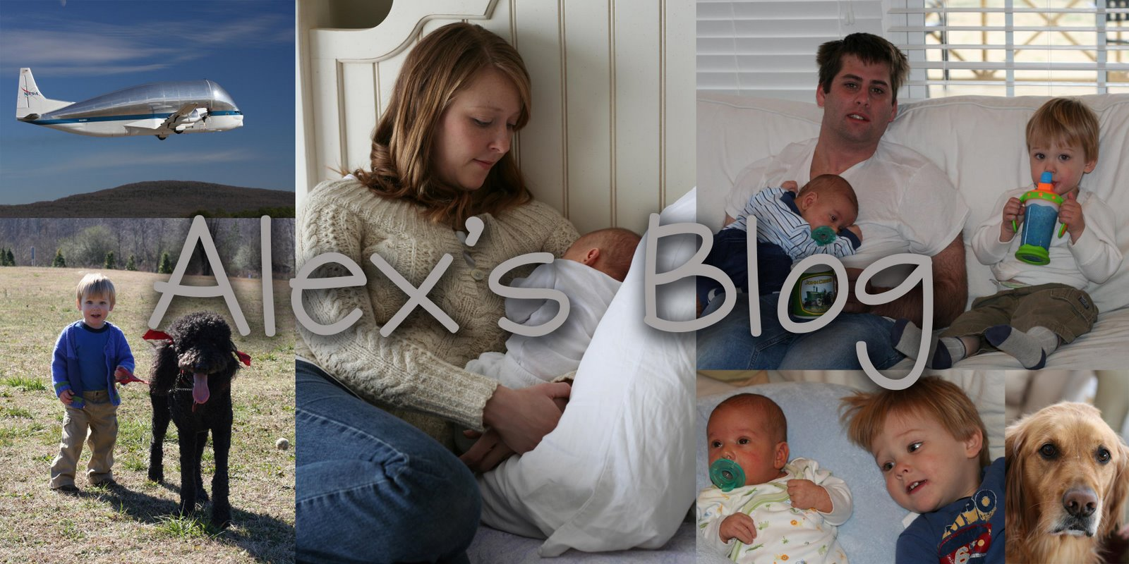 Alex & Lettie's Blog