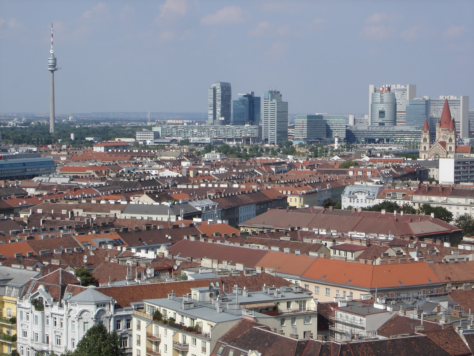 Vienna Austria  city images : Urban Research: Skyline photos of Vienna, Austria 1