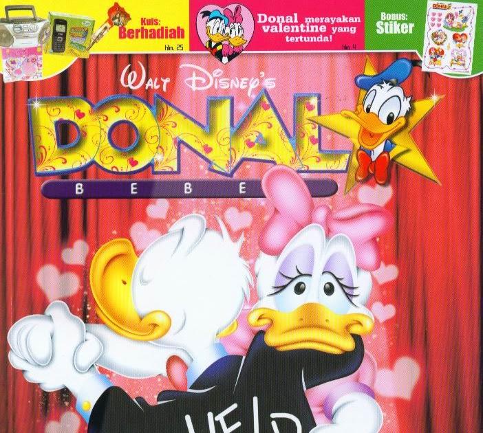 Baca Komik Bahasa Indonesia: Donal Bebek