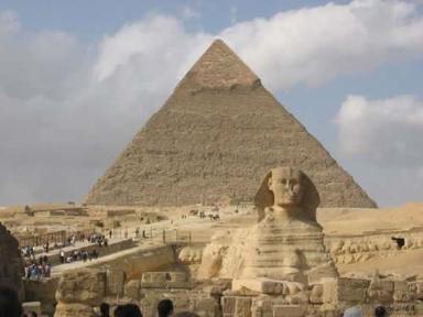Peradaban lembah sungai nil di mesir, afrika, lahir disebabkan
