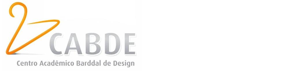 CABDE - Centro Acadêmico Barddal de Design
