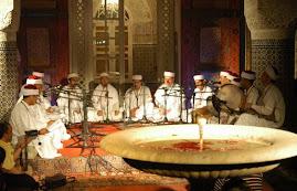 فرقة الطريقة الشاذلية المشيشية فرع المغرب تطوان