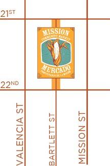 Mission Community Market map