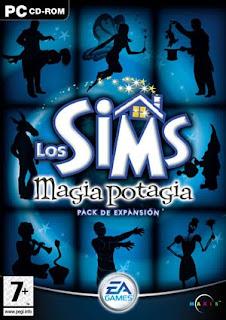 Los Sims - Magia Potagia