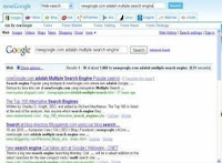 nowGoogle.com adalah Multiple Search Engine Popular | Layanan Multiple SE Indonesia