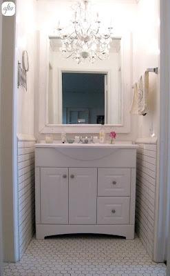 Sophisticating Design Obsession Bathrooms