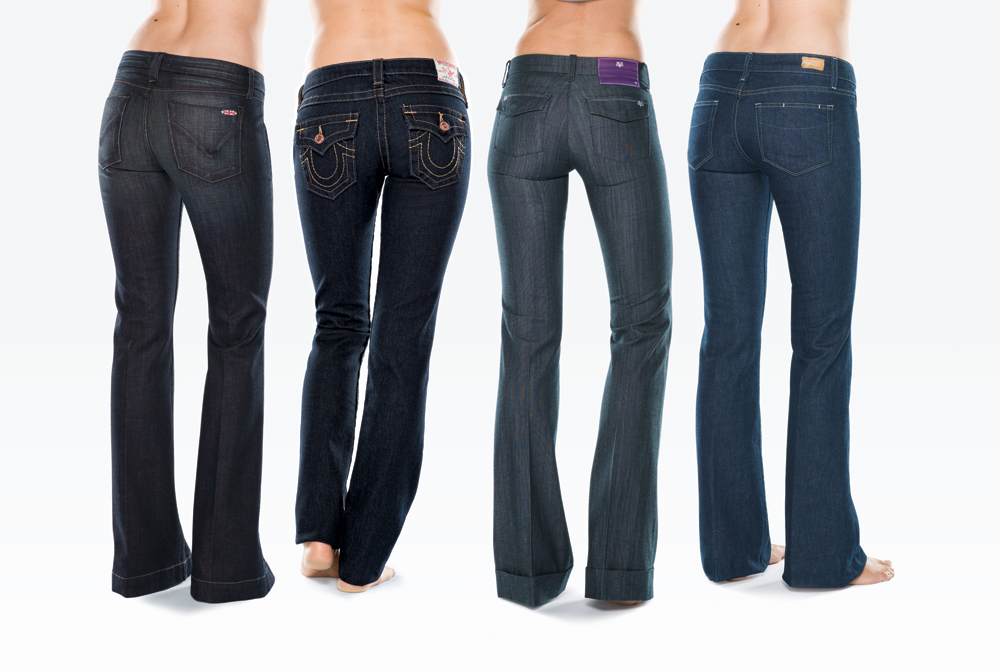 jeans for body type De perfecte jeans