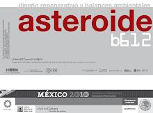 Gilberto Esparza en Asteroide