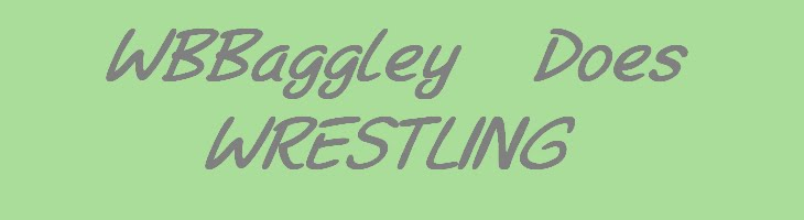 WBBaggley Does Wrestling
