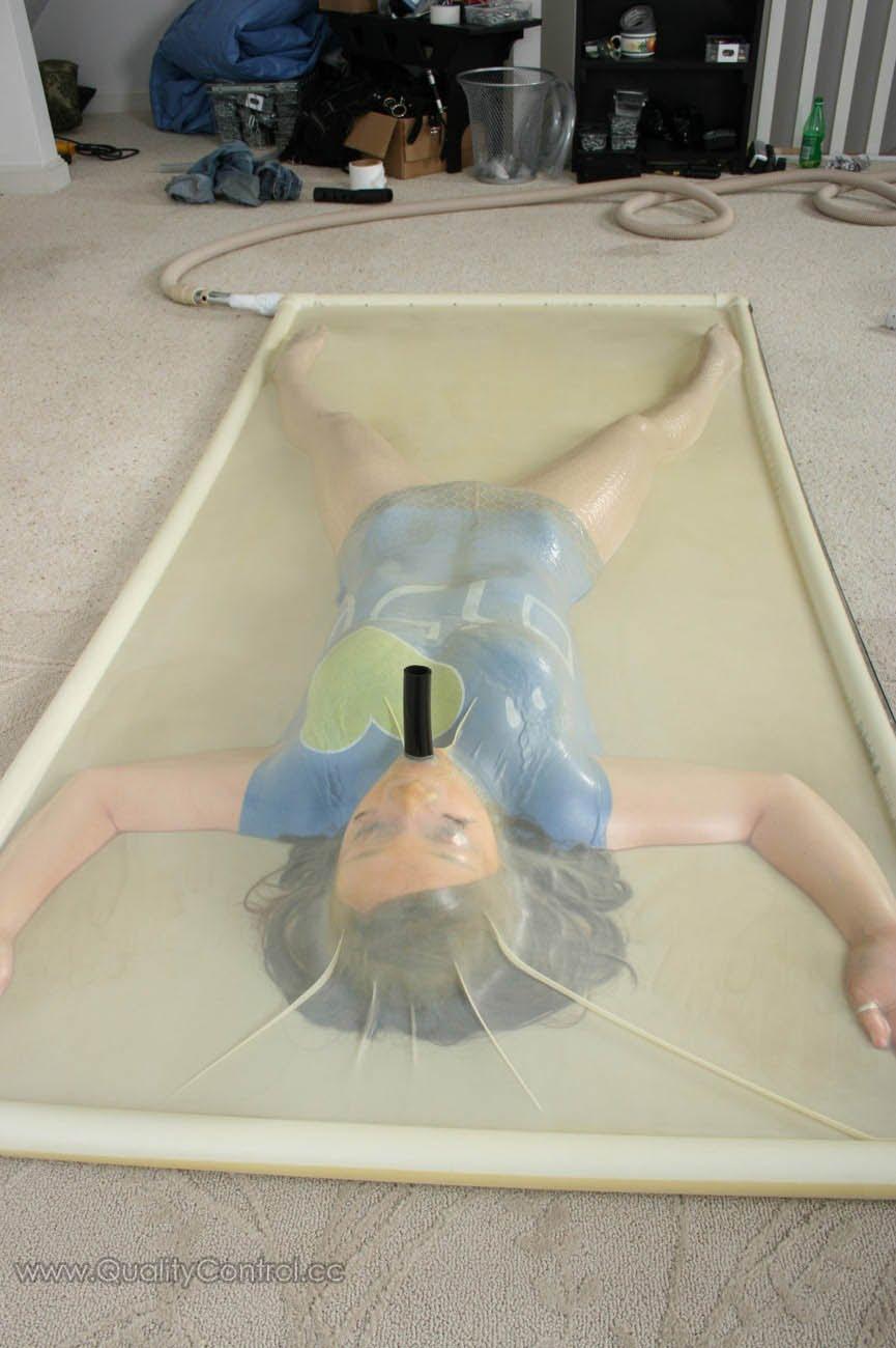 Stripping and bondage