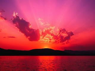 Free Beautiful Sunset Wallpaper
