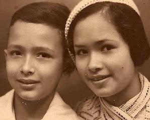 Julie en Boy Bandoeng 1932