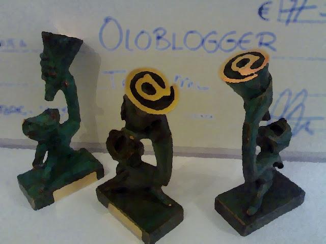 Tres premios, tres