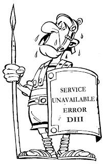 El error 503 empieza a ser un problema antiguo