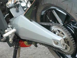Honda tiger Robofighter Style motor