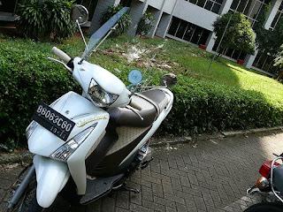 Gallery Foto Modifikasi Motor Yamaha Jupiter Z 2012