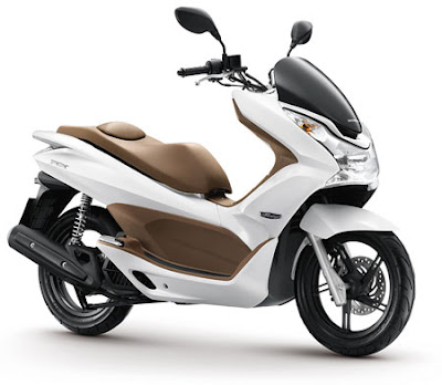 honda pcx new photo