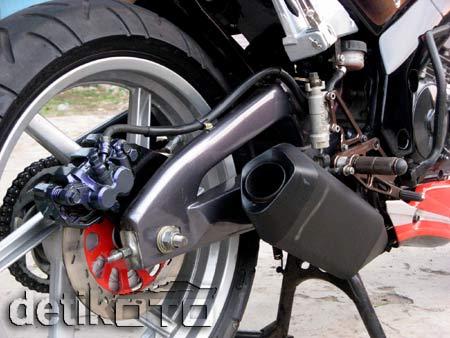 Modifikasi Motor Yamaha Rxking