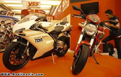 2011 Ducati Superbike 848 ^EVO^