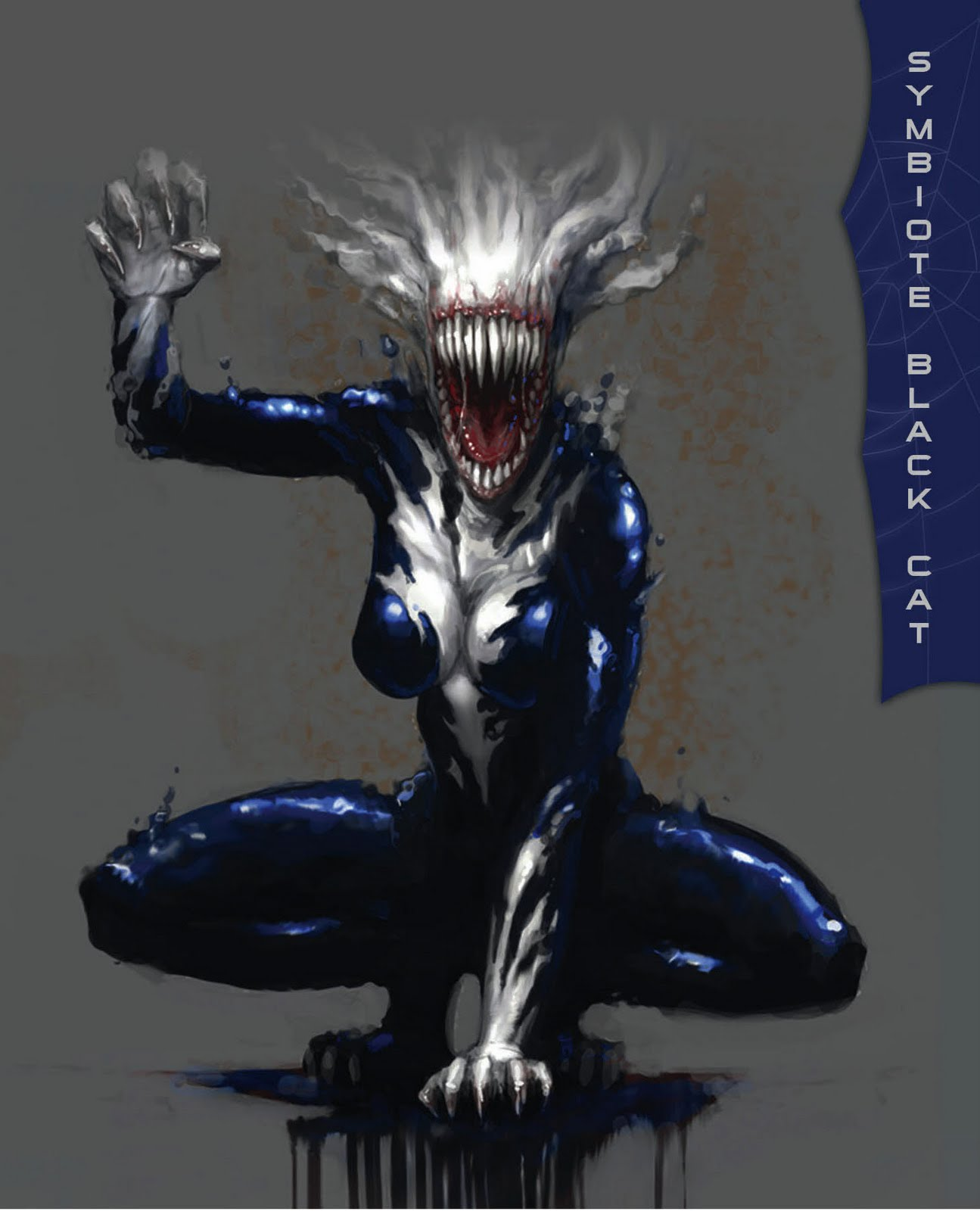 Spider man web of shadows symbiote electro - photo#13