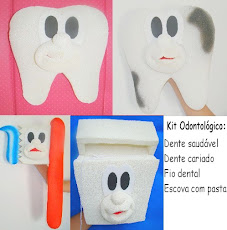 Kit odontológico