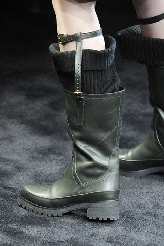 Winter Must Haves- Prada's Belted Boots