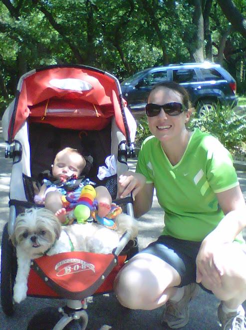 Our 5 mile Daily walk/run