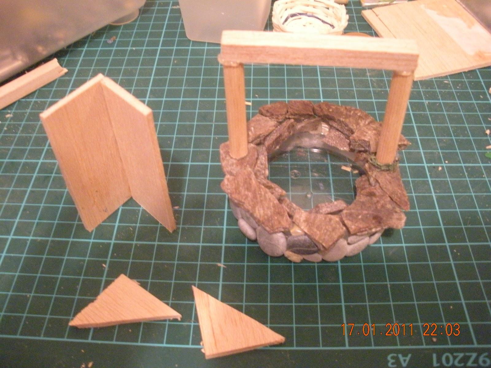Minyatür Su Kuyusu Yapımı