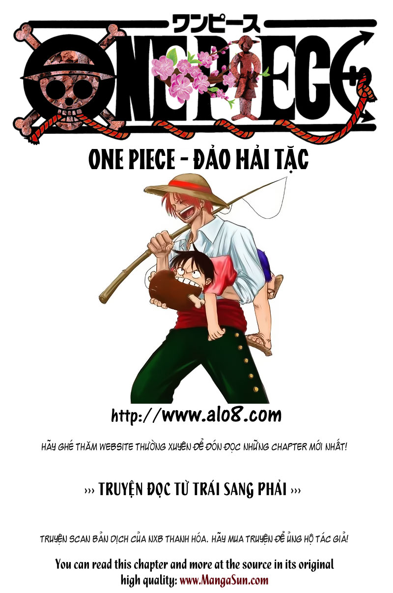 One Piece Chap 75 - truyen One Piece online