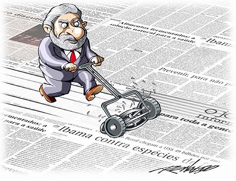 WikiLeaks: Lula pediu a Chávez que baixasse tom contra os EUA