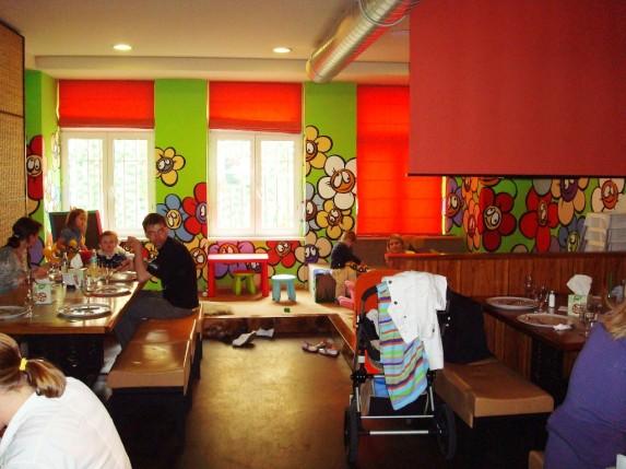 Inapetencia Infantil Comer Con Ni Os En Restaurantes