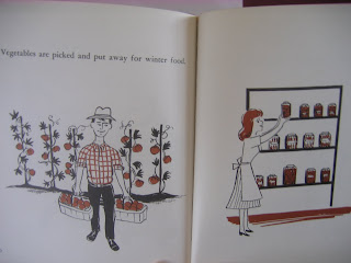 Pages of children's book
