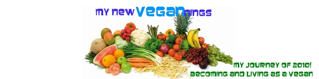 new VEGANnings