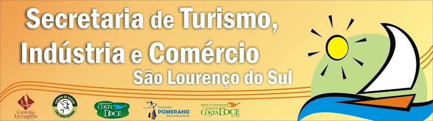 Secretaria de Turismo, Indústria e Comércio de São Lourenço do Sul