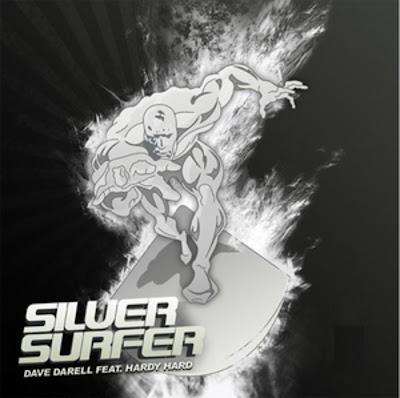 Dave DARELL feat HARDY HARD - Silver Surfer
