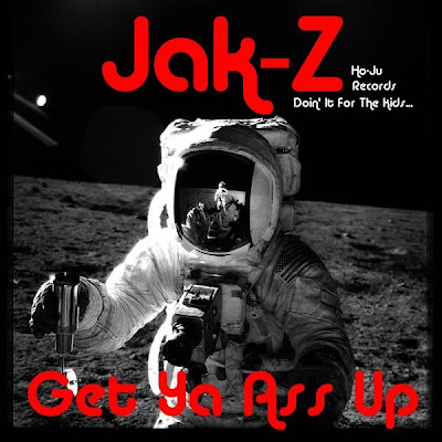 Jak-Z - Get Ya Ass Up (incl. Kelevra remix)