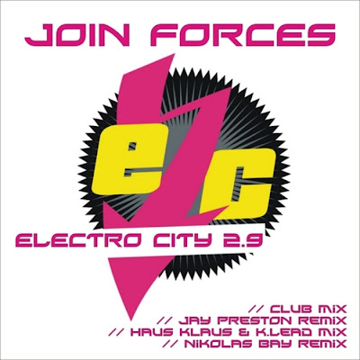 JOIN FORCES - Electro City 2.9