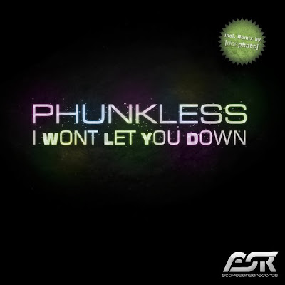 Phunkless - I Wont Let You Down