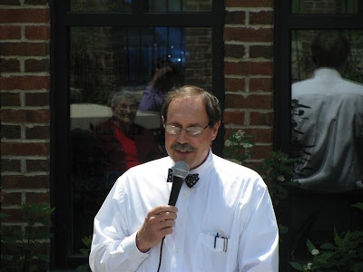 Berea Mayor Steve Connelly