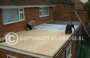 flat roof replacement system installation guide