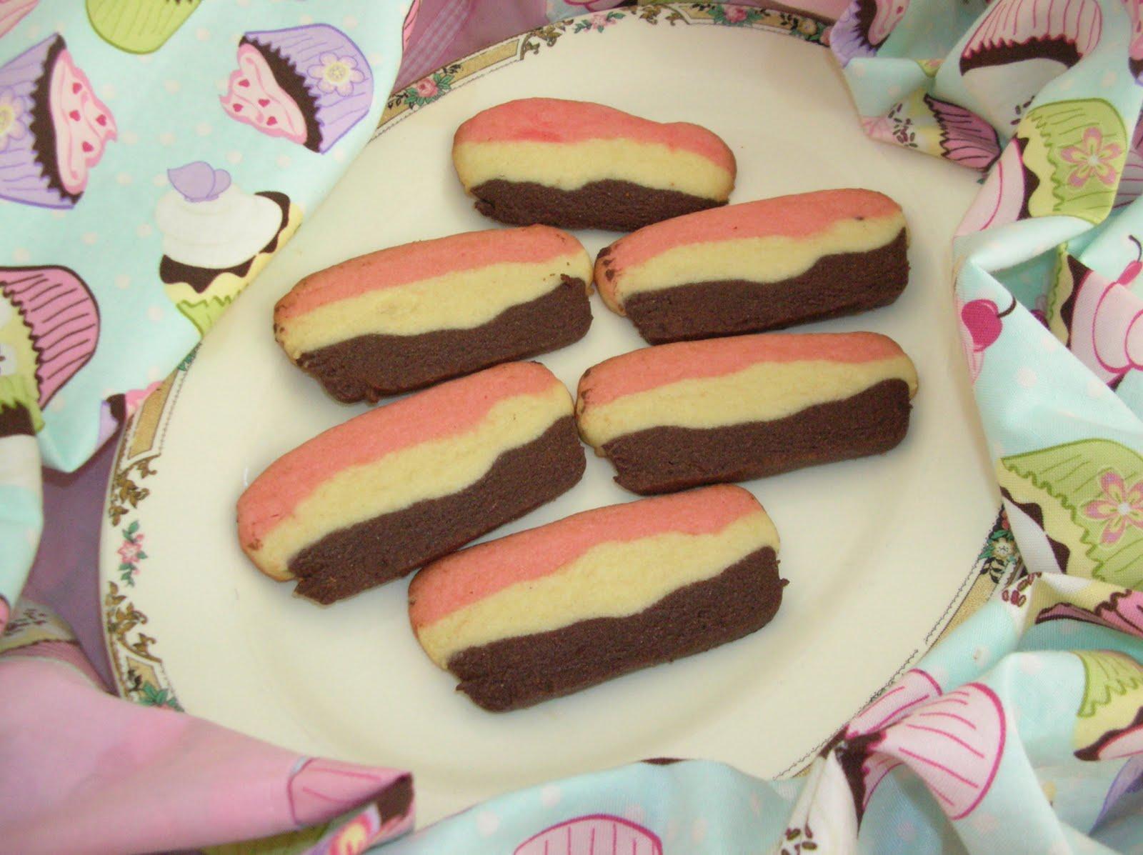 neapolitan cookies cocoajoe neapolitan cookies neapolitan cookies