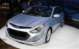 Hyundai Sonata Hybrid 2011