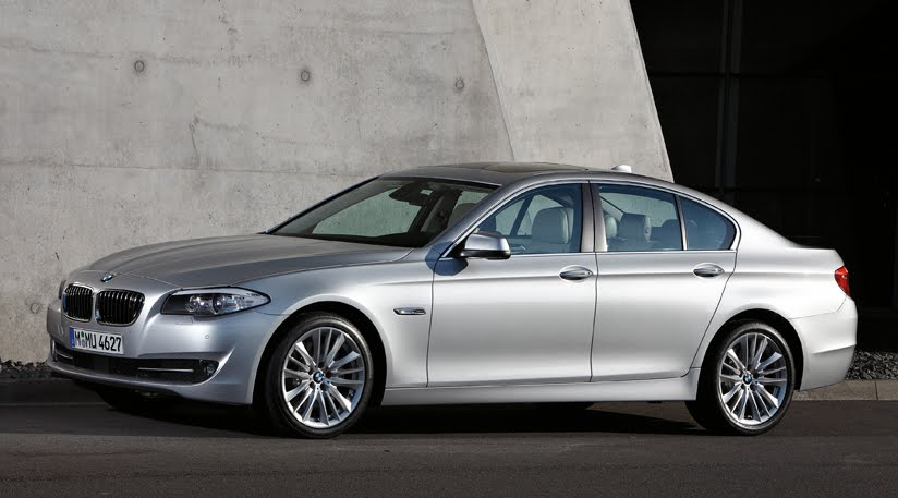 So what's new for the sixth-generation BMW 5-series?