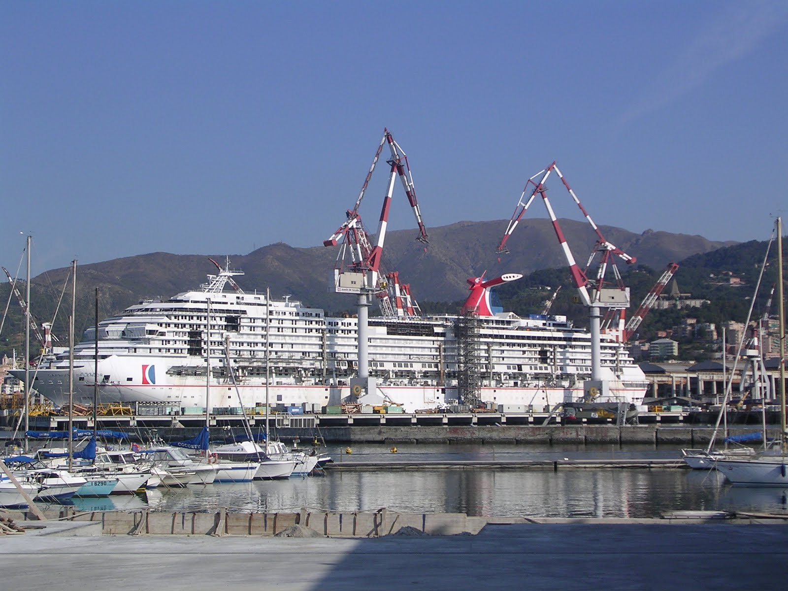 Splendid Holiday Comes To An Abrupt End The Monitor - Carnival cruise ships wiki