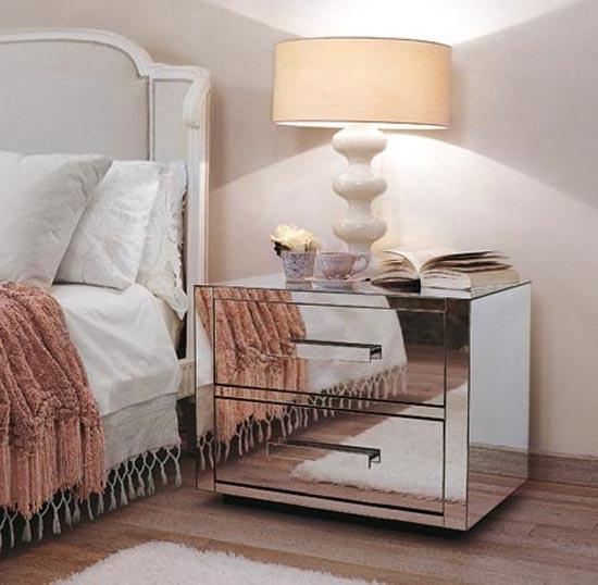 Entery muebles espejo - Comodini a specchio ...