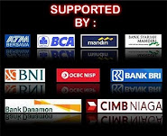 Full Support Jaringan bank Nasional
