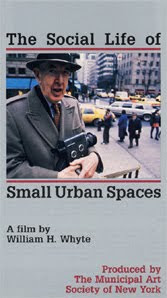 Architectural videos the social life of small urban spaces by william h whyte - William whyte the social life of small urban spaces model ...