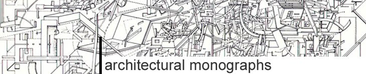 architectural monographs
