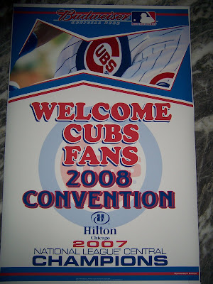 Want to Go to the 2010 Cubs Convention? Act Fast! – Too Late!