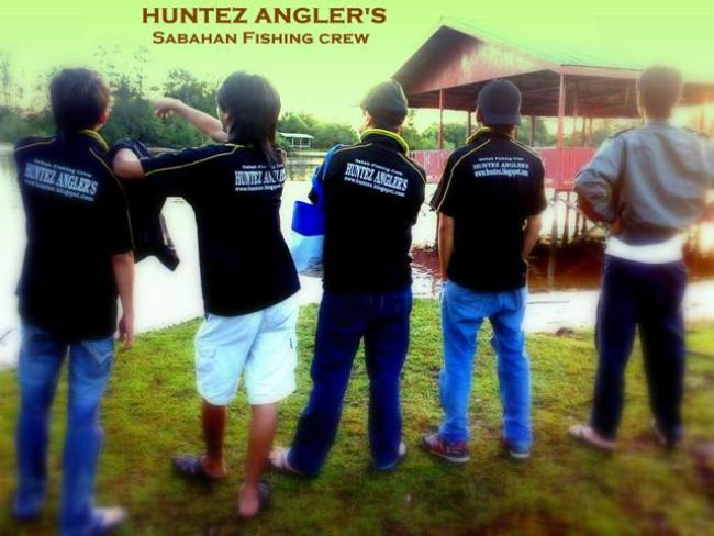 Geng Huntez Simple Fishing Angler's